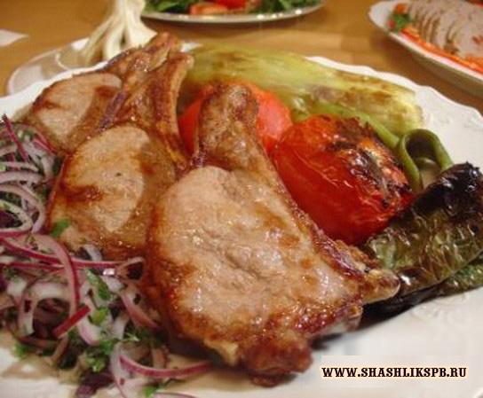 армянские салаты и рецепты с фото