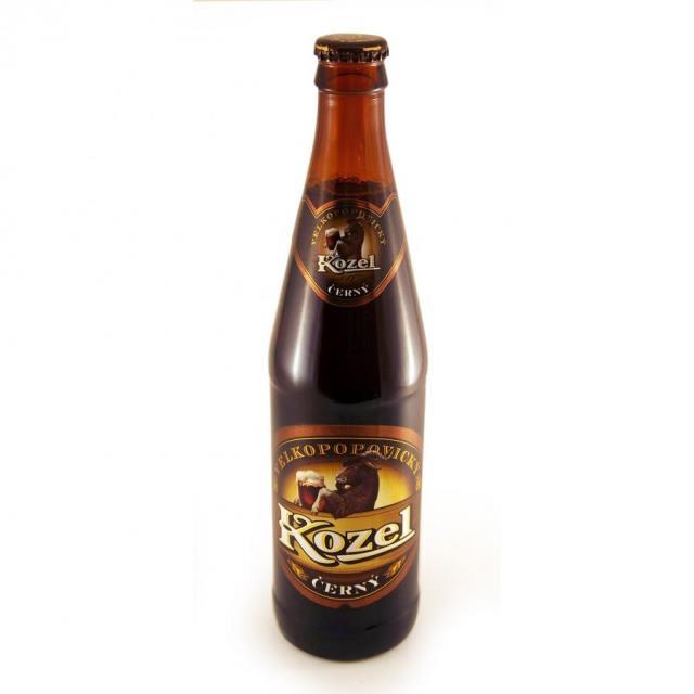 Пиво Козел Темное